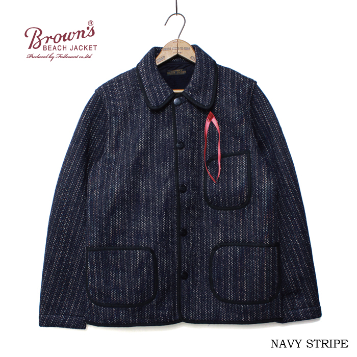 BROWN'S BEACH JACKET【再入荷】