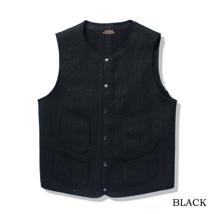 BROWN'S BEACH EARLY VEST【再入荷】