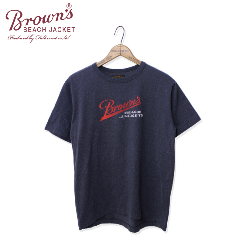 BROWN`S BEACH TEE 2【再入荷!】