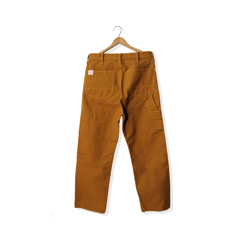 No.8 CANVAS CARPENTER PANTS【新発売!】