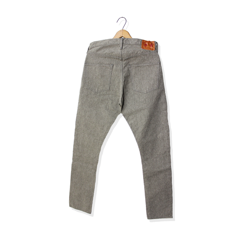 TAPERED SELVEDGE COVERT CANVAS