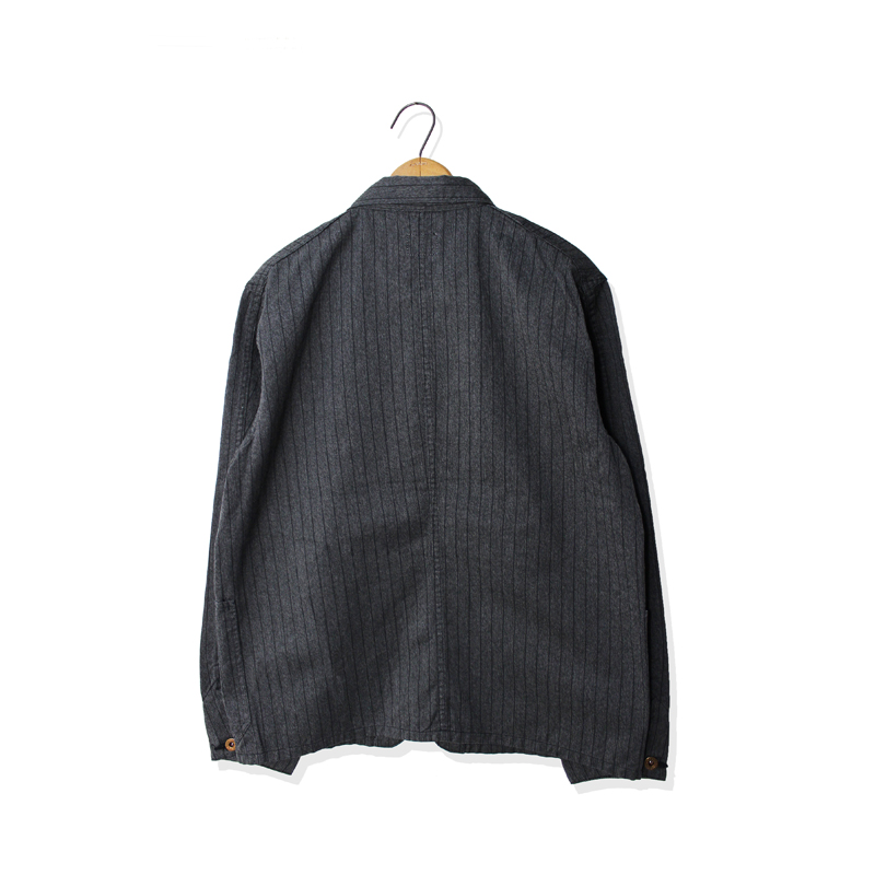 SHORT COVERALL COVERT STRIPE【新発売!】