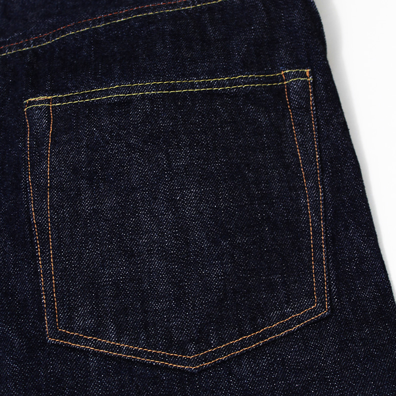 Tapered Denim Heavy Oz