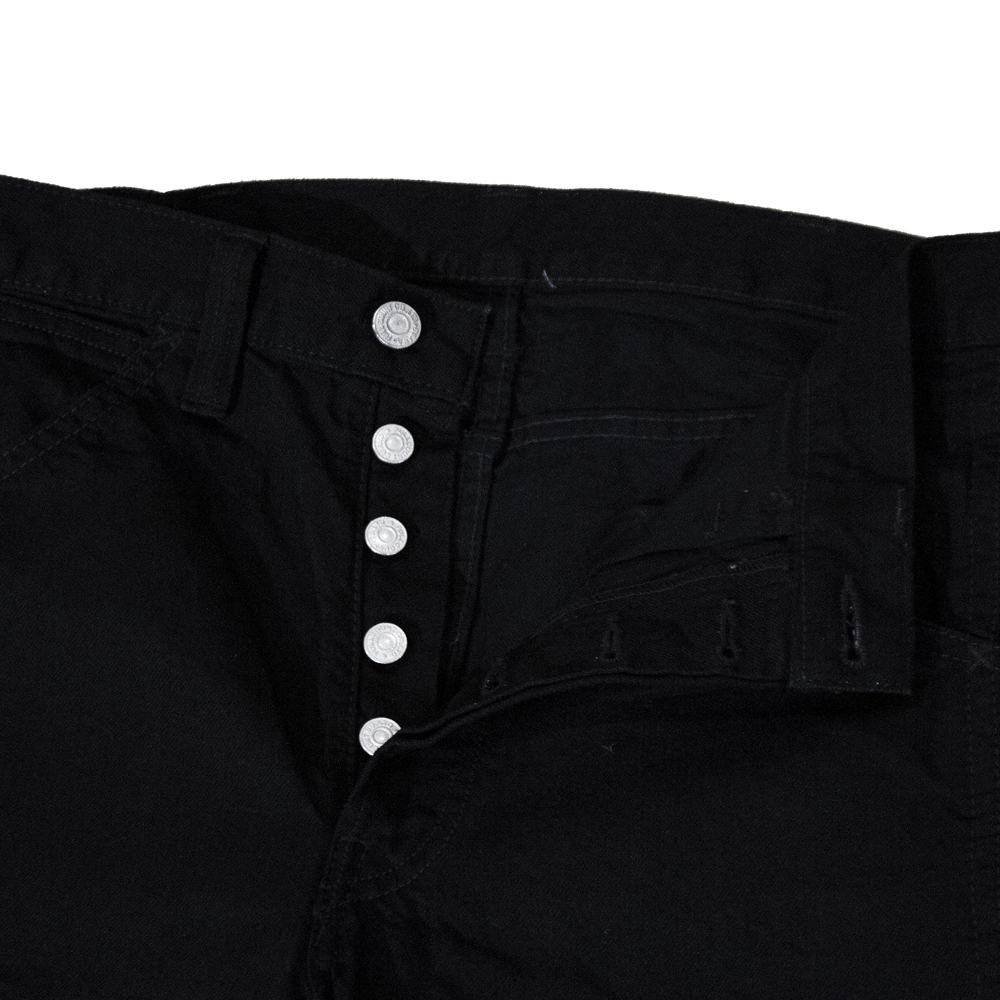 Black Denim Narrow Straight[新発売!]