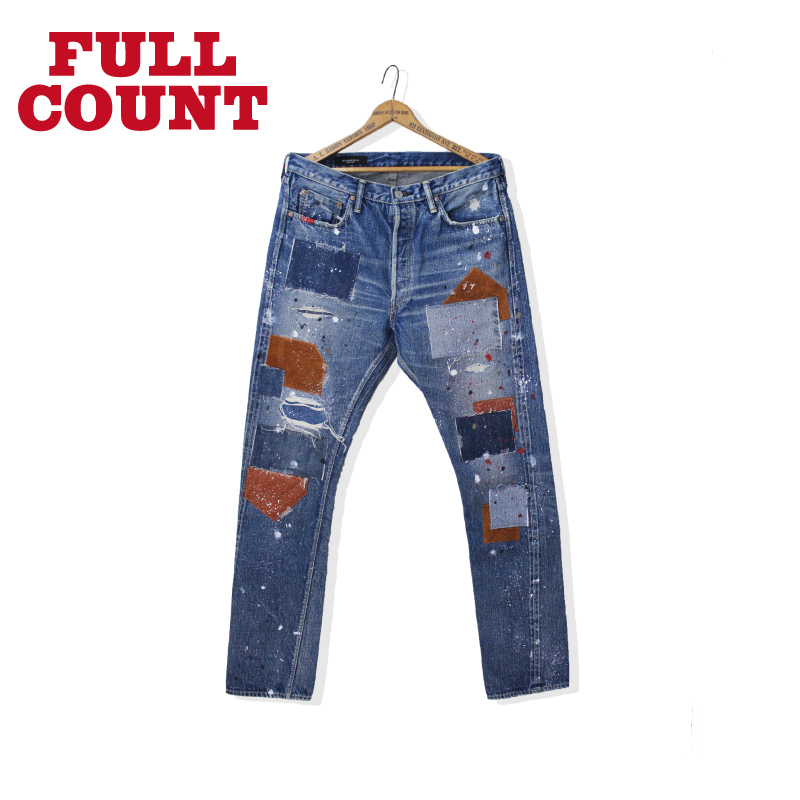 FULLCOUNT × OVER DESIGN 1110 TAPERED【残り僅か!】