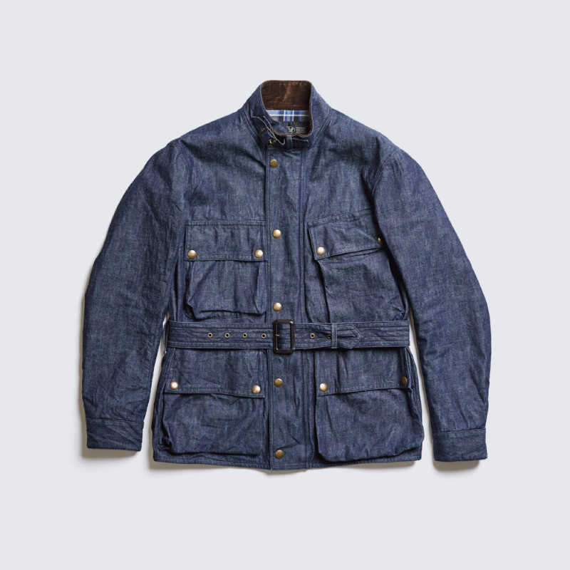 DENIM BMC JACKET BY ADDICT CLOTHES【完売!】