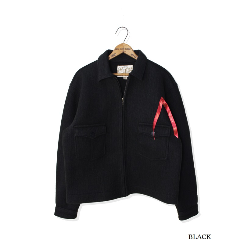 BROWN'S BEACH DOUBLE FLAP JACKET【新発売!】