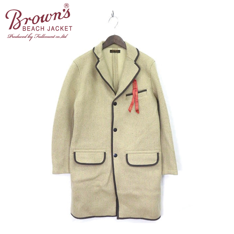 BROWN'S BEACH CHESTER COURT【再入荷】