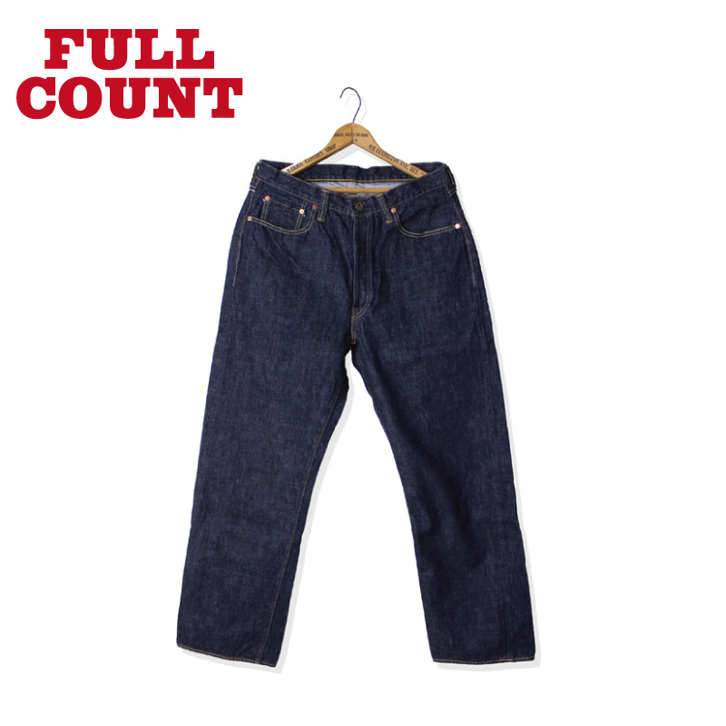 FULLCOUNT×GLAD HAND 0105 LOOSE STRAIGHT ONE WASH【好評発売中!】