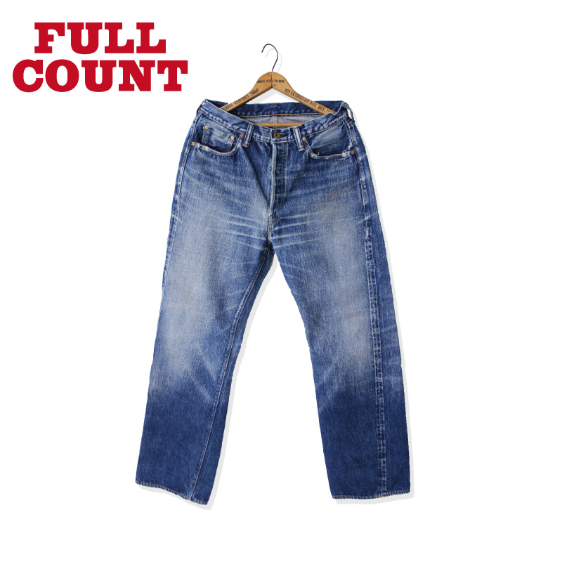 FULLCOUNT×GLAD HAND 0105 LOOSE STRAIGHT VINTAGE FINISH【残り僅か!】