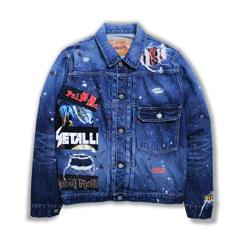 2107 Type 1 Denim Jacket[先行予約]