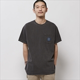 "[ダウンオンザコーナー]S/S POCKET TEE ""STARS&CIRCLE"""