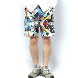 [シムススケートスタイル]NATAL DESIGN x SSS Photo Print Swim Shorts