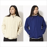 [バンブーシュート]FLEECE REVERSIBLE JACKET
