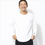 [バンブーシュート]LONG SLEEVE  POCKET TEE