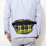 [ザックパック]HIP BAG TARTAN CHECK