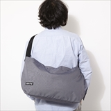 [ザックパック]NO FLAP SLING GREY/ORANGE