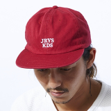 "[ダウンオンザコーナー]COTTON TWILL BASEBAL CAP""JRYS KDS"""
