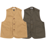 [バンブーシュート]11OZ COTTON DUCK HUNTING VEST