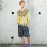 [フィクチュール]Nordic Seventh Sleeve TS