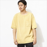 [マナスタッシュ]HONEYCOME SNUG THERMAL TEE