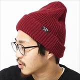 [オールグッド]Everyday beanie Blk Heather