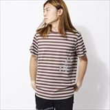 [オールグッド]ALLGOOD Icy Striped Cut Tee