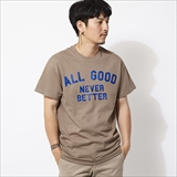 [オールグッド]ALL GOOD AGNB Oats Tee
