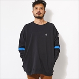 [アールディーズ]Sleeve Line Big Sweat