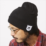[バスブリゲード]SHIELD LOGO KNIT CAP