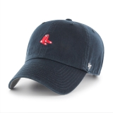 [フォーティー・セブン]Red sox Base Runner'47 CLEAN UP Navy