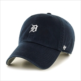 [フォーティー・セブン]Tigers Base Runner'47 CLEAN UP Navy