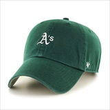 [フォーティー・セブン]Athletics Base Runner'47 CLEAN UP Dark Green