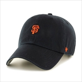 [フォーティー・セブン]Giants Base Runner'47 CLEAN UP Black