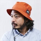 [バックチャンネル]B.H.S. NYLON 3LAYER BUSH HAT