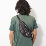 [バックチャンネル]Back Channel×MEI CORDURA WAIST BAG