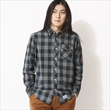[ベニーゴールド]SQUAW FLANNEL SHIRT