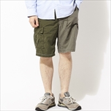 [ブレンズ]ARMY BREND SHORTS