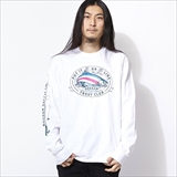 [ボーナム]TROUT CLUB L/S T-SHIRT
