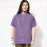 [チャムス]S/S Hurricane Top Garment Dyed