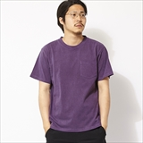 [チャムス]Utah Pocket T Garment Dyed