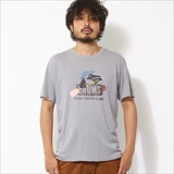[チャムス]Booby Canoe Club T-Shirt