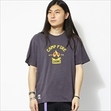 [チャムス]Camp Fire T-Shirt