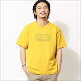 [チャムス]Heavy Weight CHUMS Logo T-Shirt