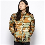 [チャムス]Bryce Light Down Snap Jacket