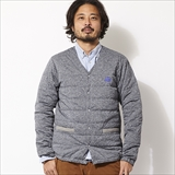 [チャムス]Teeshell Down Cardigan