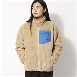 [チャムス]Bonding Fleece Jacket