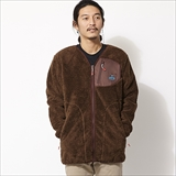 [チャムス]Bonding Fleece Coat