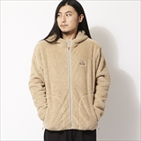 [チャムス]Bonding Fleece Parka