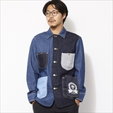 [チャムス]Play Loco Jacket